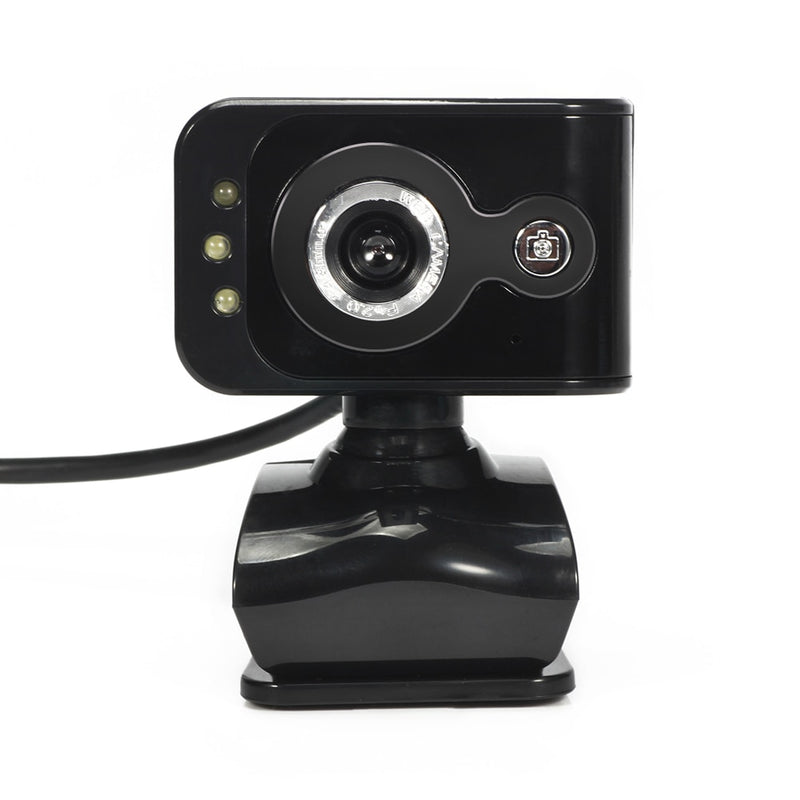 ALLOYSEED USB 2.0 High Definition Webcam - Shop For Gamers
