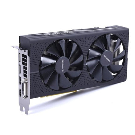 Sapphire RX570 4G Platinum Edition Graphic Card (Used) - Shop For Gamers