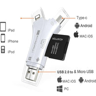 C11 Lightning Card Reader - Shop For Gamers
