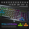 VicTsing PC149 Gaming Mechanical Keyboard - Shop For Gamers
