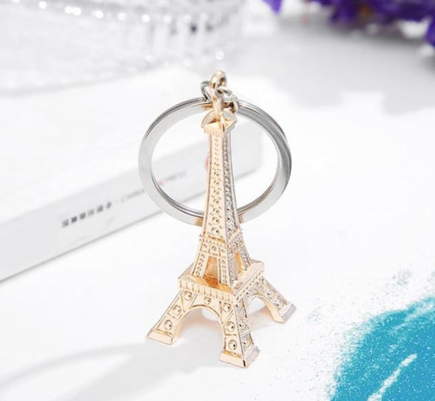 Eiffel Tower Key Chain - Shop For Gamers