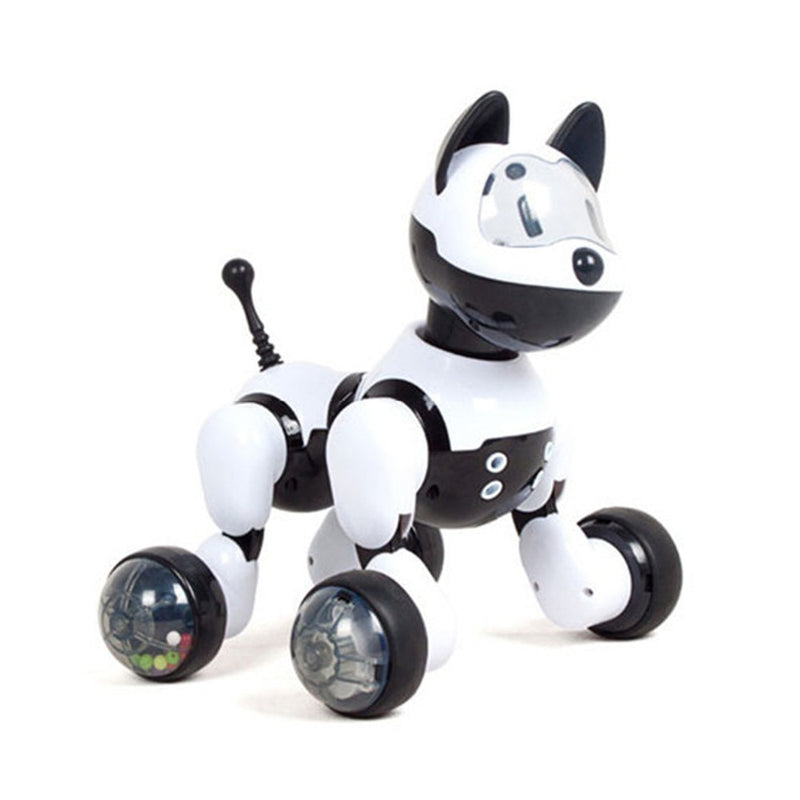 Voice Recognition Intelligent Dog Robot - Shop For Gamers