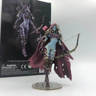 WOW Sylvanas Dark Traxex Action Figure - Shop For Gamers