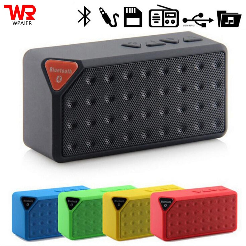 WPAIRE X3 Wireless bluetooth Speaker - Shop For Gamers