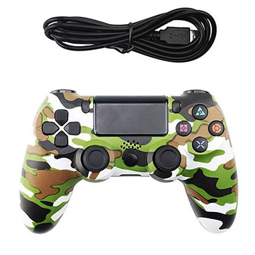 WUIYBN Wireless Bluetooth PS4 Controller - Shop For Gamers