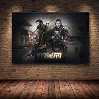 Escape From Tarkov Game Wall Canvas Art Poster - Shop For Gamers