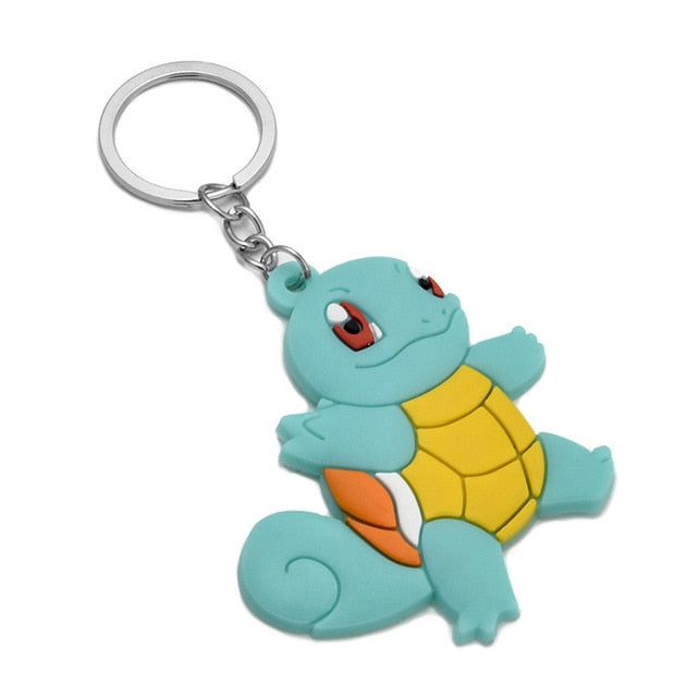 Anime Pokemon Key Chain - Shop For Gamers