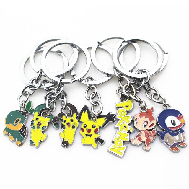 Mix Pokemon Keychains - Shop For Gamers