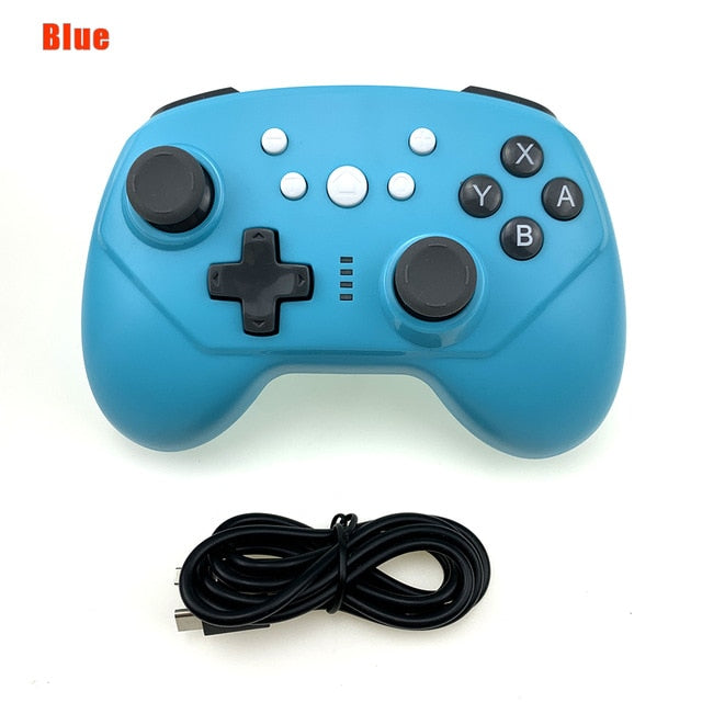 Wireless Bluetooth Controller For NS Pro - Shop For Gamers