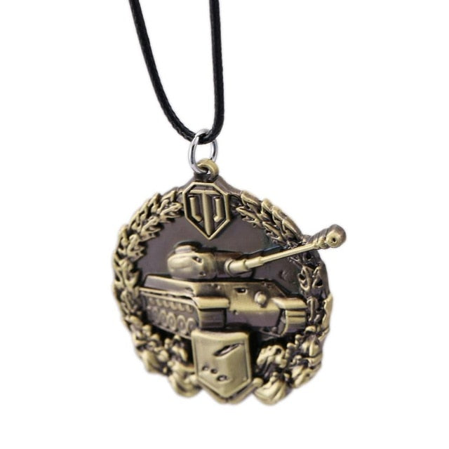 World of Tanks Necklace - Shop For Gamers