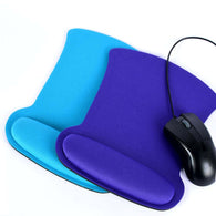 Thicken Soft Sponge Wrist Rest Mouse Pad - Shop For Gamers