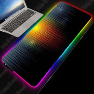 Abstract Designs RGB Large Mouse Pad - Shop For Gamers