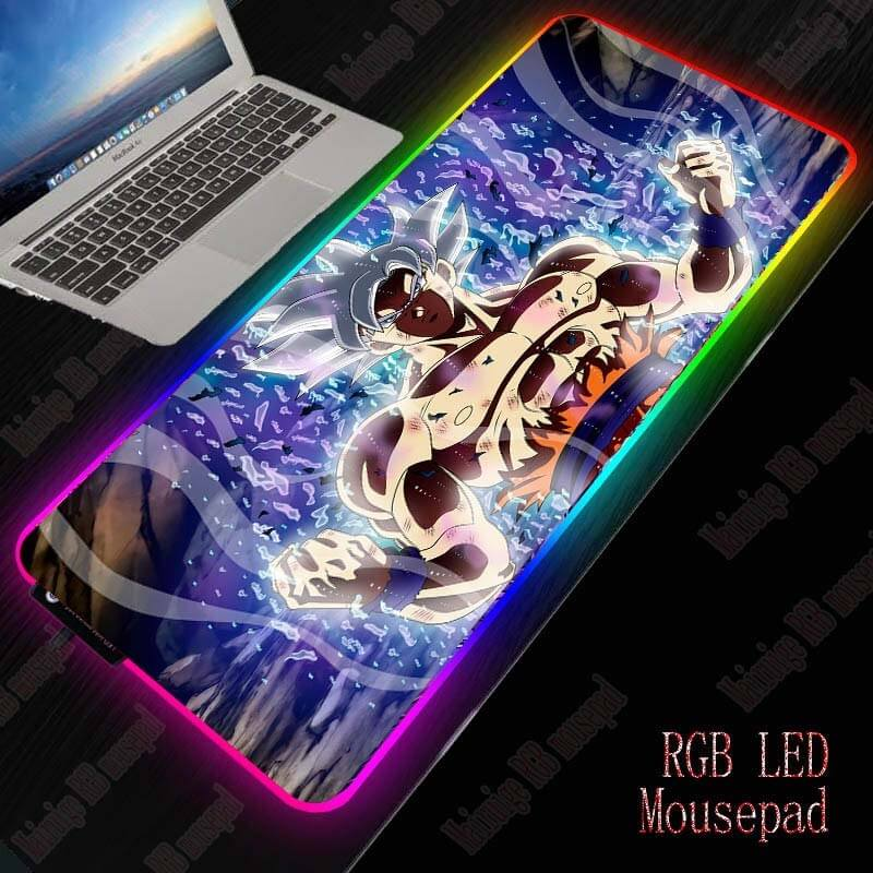 Dragon Ball RGB Mouse Pad - Shop For Gamers