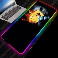 DC Joker Large RGB Mouse Pad - Shop For Gamers