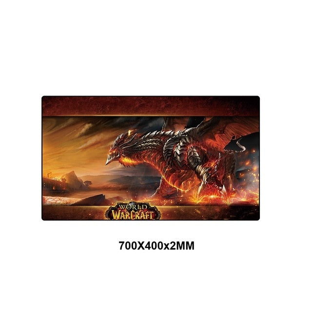 World of Warcraft Gaming Mouse Pad - Shop For Gamers