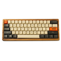 YMDK Carbon 61 87 MX Mechanical Keyboard - Shop For Gamers