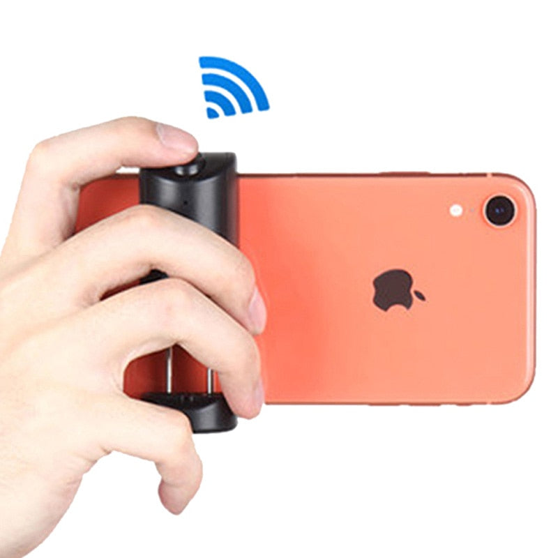 Smartphone Selfie Booster Handle Grip - Shop For Gamers