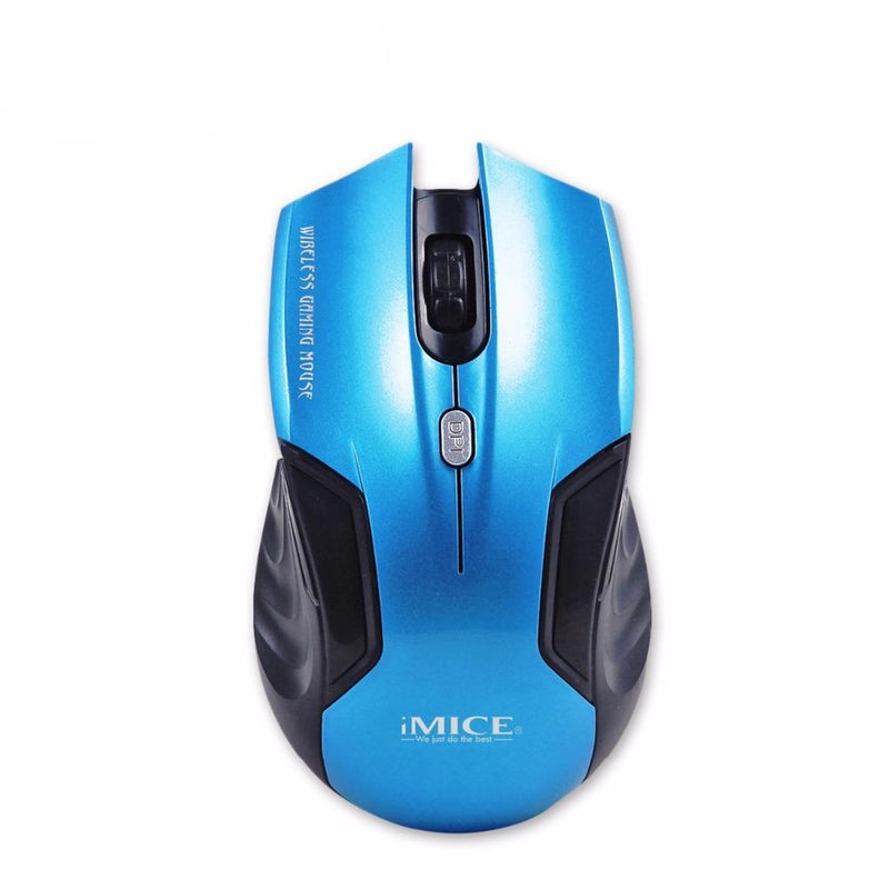 iMice E-1500 1600 DPI 2.4G Wirless Gaming Mouse - Shop For Gamers