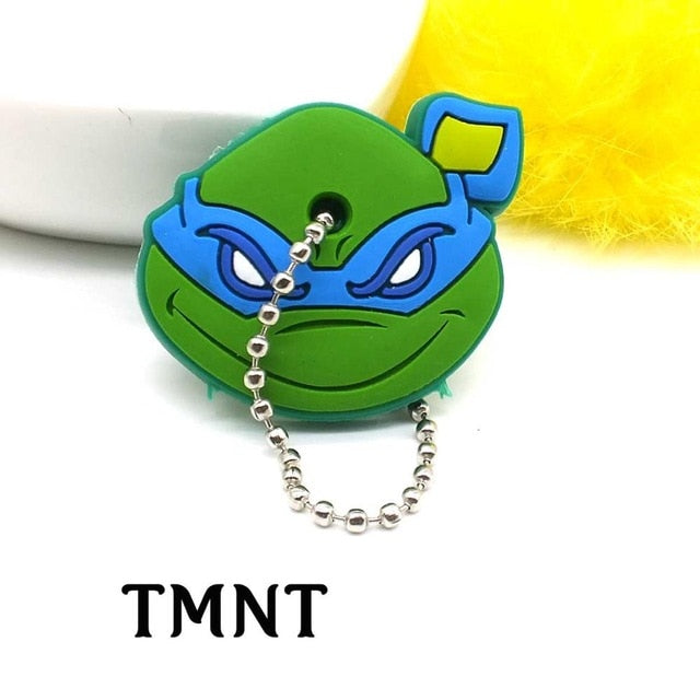 TMNT Key Chains - Shop For Gamers