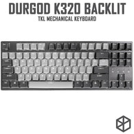 Durgod 87 Corona K320 Backlit Mechanical Keyboard - Shop For Gamers