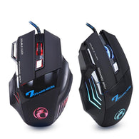 iMice Professional Wired 5500 DPI LED Gaming Mouse Amazing Store