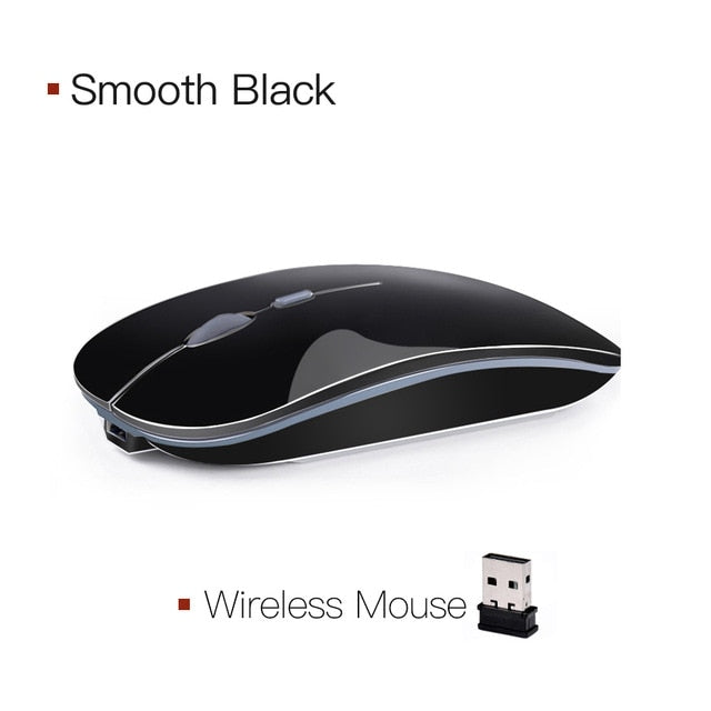 iMice Wireless Mouse Silent DPI 2400 Mouse - Shop For Gamers