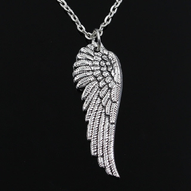 Angel Wings Necklace - Shop For Gamers