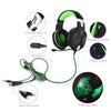 KOTION EACH G1000 Best casque Deep Bass Game Earphone Headset with Mic LED Light - Shop For Gamers