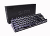 S100 Mechanical 87/104 Backlit LED Gaming Keyboard - Shop For Gamers