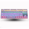 Zero XB50 Blue Red Black Switch Mechanical Keyboard - Shop For Gamers