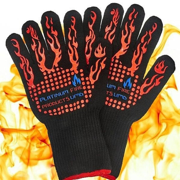 Heat Resistant Gloves - Shop For Gamers