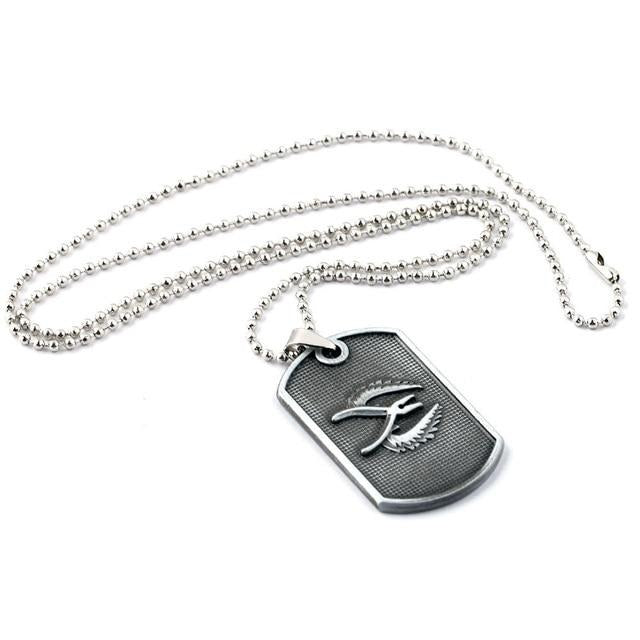 CS:Go Round Bead Chain Stainless Steel Necklace - Shop For Gamers