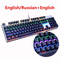 Metoo Mechanical 87/104 Anti-Ghosting Keyboard - Shop For Gamers