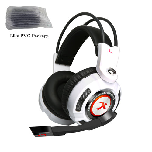 Xiberia K3 Over-Ear Headset - Shop For Gamers