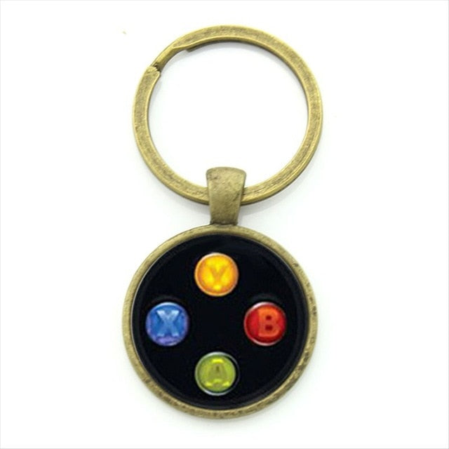 TAFREE Brand Game controller key chain