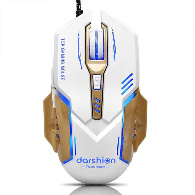 DARSHION 3200 DPI MZ-17 Gaming Mouse - Shop For Gamers