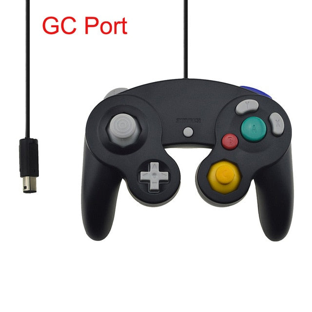 Gamecube Controller USB Wired Handheld Joystick - Shop For Gamers