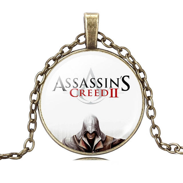 Liebe Engel Assassins Creed Game Necklace - Shop For Gamers