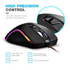 FMOUSE F300 4000 DPI USB Gaming Mouse - Shop For Gamers