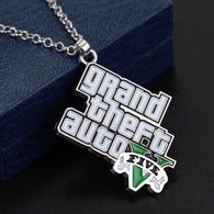 GTA 5 Necklace - Shop For Gamers
