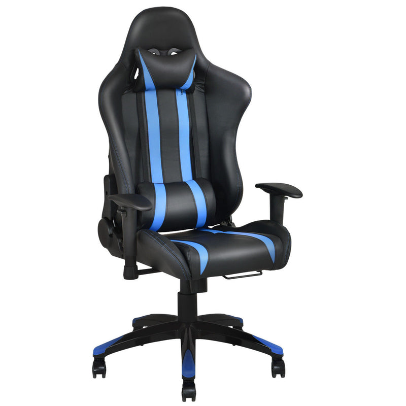 HW53993BL Modern Swivel Lift Gaming Chair - Shop For Gamers