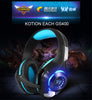 KOTION EACH GS400 PC Headset Gaming with Microphone LED - Shop For Gamers