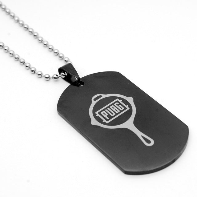 PUBG Necklace - Shop For Gamers