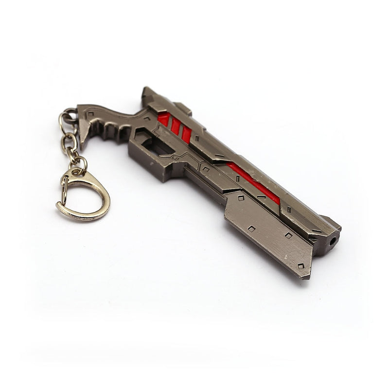 League of Lucian Key Chain LOL Legend Key Rings For Gift Chaveiro Car Keychain - Shop For Gamers