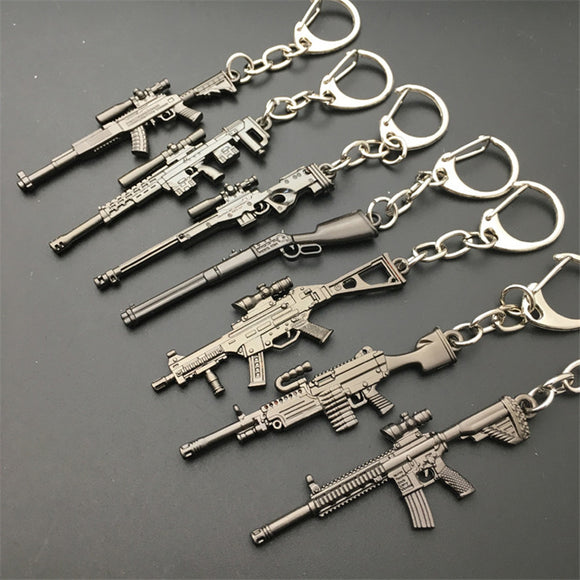 PUBG CS GO Weapon Keychains - Shop For Gamers