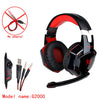 KOTION EACH Earphone Gaming Headphones With Microphone Stereo - Shop For Gamers