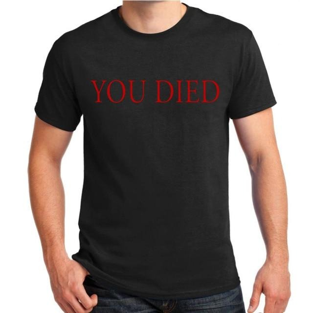 Dark Souls Game T-Shirts - Shop For Gamers