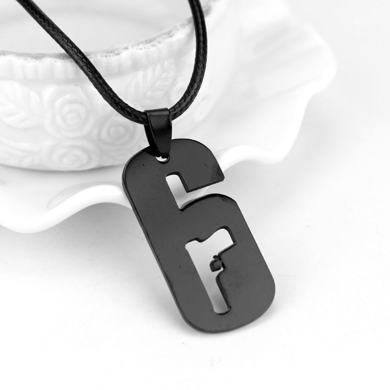 Tom Clancy's Rainbow Six Siege Necklace
