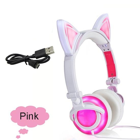 JINSERTA 2018 Cat Ear headphones - Shop For Gamers