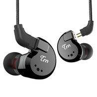 TRN V80 2DD+2BA Hybrid In-Ear Earphone - Shop For Gamers